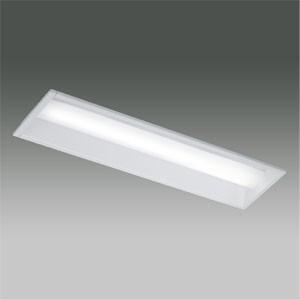 東芝 10台セット LEDベースライト TENQOOシリーズ 20形 埋込・下面開放型 W190 一般 800lm FL20形×1灯用器具相当 昼光色 調光タイプ LEKR219083D-LD9_set