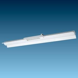日立 非常灯付交換形LEDベースライト スマートユニット 40形 直付形 笠付形 5200lm FHF32形×2灯定格出力形器具 昼白色 連続調光 ZPC4B1+CE405NE-X14A