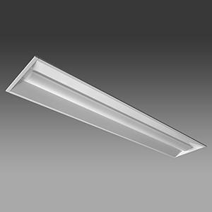 NEC 10台セット LED一体型ベースライト Nuシリーズ 40形 埋込形 下面開放形 190mm 2500lm 固定出力方式 FHF32×1灯 昼白色 MEB4102/25N4-N8_set
