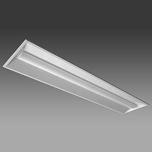 受注生産品 NEC 10台セット LED一体型ベースライト Nuシリーズ 40形 埋込形 下面開放形 220mm 2000lm FLR40×1灯 昼光色 MEB4103/20D4-N8_set