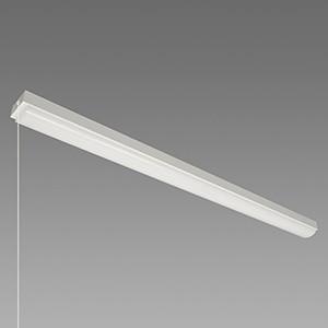 NEC 10台セット LED一体型ベースライト Nuシリーズ 40形 直付形 トラフ形 3200lm 固定出力方式 FHF32×1灯 昼白色 プルスイッチ付 MMB4101P/32N4-N8_set