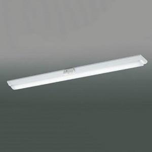 コイズミ照明 LEDユニット搭載ベースライト LEDユニット搭載ベースライト c赤y ADシリーズ 40形 直付型 逆富士 W150 無線連動式・人感センサ付 2000lm 昼白色 AH92052L+AE49477L