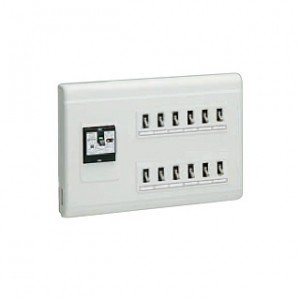 生産完了品 未来工業 高性能住宅用分電盤 ミライパネルMPH型 単相三線式 MPH12-310K5