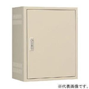 日東工業 熱機器収納キャビネット 扉換気口なしタイプ 両扉 鉄製基板付 横900×縦700×深250mm S25-97-2LS