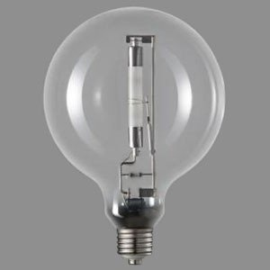 パナソニック ハイカライト 演色本位形高圧ナトリウム灯 高演色形 ボール形 150形 透明形 色温度2500K E26口金 K-HICA150BG/N
