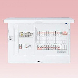 パナソニック 住宅分電盤 スマートコスモコンパクト21 レディ型 主幹容量75A 省エネ(電化)対応 1次送りタイプ リミッタースペースなし BHS87263T3