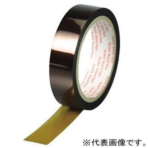 スリーエムジャパン マスキングテープ 耐熱仮固定・はんだマスキング用 25mm×33m 褐色 541325*33