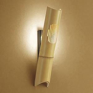 オーデリック LED和風ブラケットライト 白熱灯60W相当 電球色 OB018163LD OB018163LD