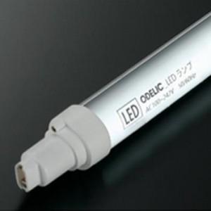 オーデリック ケース販売 10本セット 直管形LED蛍光ランプ 110Wクラス 4600lmタイプ 電球色 3000K R17d口金 NO310E_set
