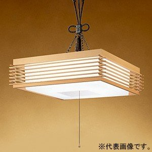 オーデリック LED和風ペンダントライト 〜12畳用 昼白色 段調光タイプ OP252367N