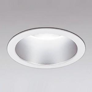オーデリック LEDダウンライト M形 防雨仕様 埋込穴φ150 CDM-TP150Wクラス 配光角:35° 連続調光 本体色:オフホワイト 温白色タイプ 温白色タイプ 3500K XD301119