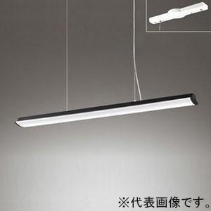オーデリック LEDペンダントライト Hf32W定格出力×2灯相当 電球色 黒 OP252437