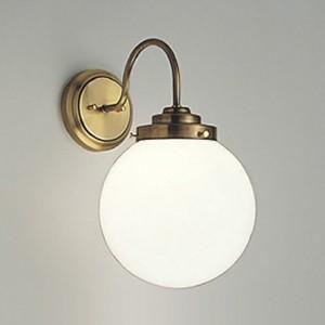 オーデリック LEDブラケットライト 白熱灯60W相当 白熱灯60W相当 電球色⇔昼白色 光色切替調光タイプ OB172611PC
