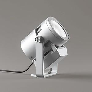 オーデリック LEDスポットライト 防雨型 壁面・天井面・床面取付兼用 水銀灯400W相当 電球色 拡散配光 電源装置内蔵 XG454008