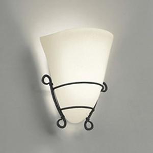 オーデリック LEDブラケットライト 白熱灯60W相当 電球色⇔昼白色 光色切替調光タイプ OB080385PC OB080385PC