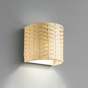 オーデリック LEDブラケットライト 白熱灯60W相当 白熱灯60W相当 電球色⇔昼白色 光色切替調光タイプ ベージュ OB255140PC