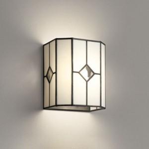 オーデリック LEDブラケットライト 白熱灯60W相当 電球色 調光タイプ 調光タイプ OB255161LC