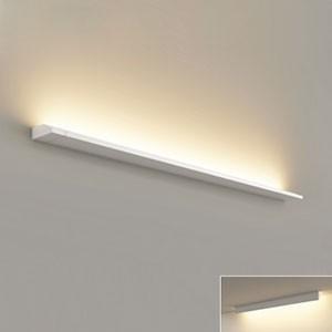 オーデリック LED一体型ブラケットライト 壁面・天井面取付兼用 L1200タイプ 電球色 3000K 電源ケーブル・連結パーツ別売 OB255227E OB255227E