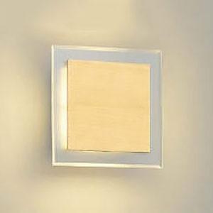 コイズミ照明 LED一体型ブラケットライト 白熱球60W相当 電球色 調光タイプ ナチュラルウッド ナチュラルウッド AB38367L