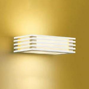 コイズミ照明 LED一体型ブラケットライト LED一体型ブラケットライト 煌籠 白熱球40W相当 電球色 白 AB43050L