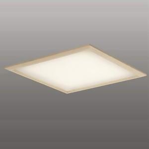 コイズミ照明 LED一体型和風ベースライト ON-OFFタイプ 埋込穴□600mm AC100〜254V対応 電球色 XD44960L