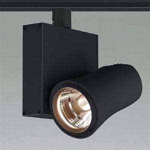 受注生産品 コイズミ照明 LEDスポットライト LED一体型 ライティングレール取付タイプ 温白色 個別調光タイプ JR12V50W相当 照度角20° ブラック XS46165L