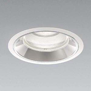 コイズミ照明 LEDベースダウンライト 12500lmクラス HID250W相当 白色 埋込穴φ200mm 照度角65° 電源別売 XD91243L