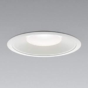 コイズミ照明 LEDベースダウンライト 浅型 明るさ切替タイプ HID150W・FHT42W×4相当 昼白色 埋込穴φ200mm 照度角55° 電源別売 XD91390L