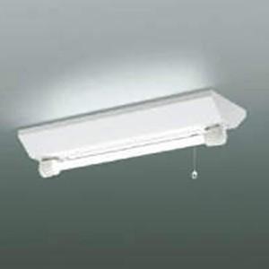 コイズミ照明 直管形LEDランプ搭載非常灯 20形 直付型 逆富士1灯 防雨・防湿型 FL20W相当 昼白色 AR46967L1