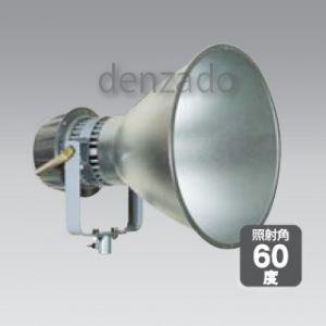 日動工業 LEDメガライト 70W 投光器式 スポットタイプ 防雨型 色温度:6000K LEN-70PE/D-S