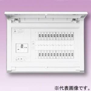 テンパール工業 住宅用分電盤 パールテクト スタンダードタイプ 扉付 16+0 主幹40A MAG3416
