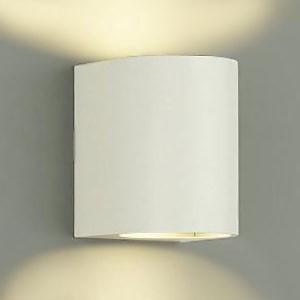 DAIKO LEDブラケット 光源可動タイプ 光源可動タイプ 上面密閉・下面開放型 白熱灯100W×2灯相当 電球色 ランプ付 プルレススイッチ付 DBK-38887Y