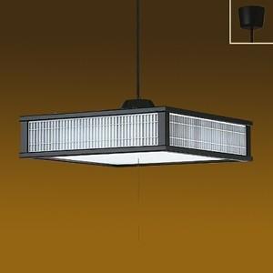 DAIKO LED和風ペンダントライト 〜12畳用 昼白色 非調光タイプ LED内蔵67W プル・プルレス兼用 引掛シーリング取付式 DPN-39872W