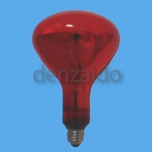アサヒ 50個セット 赤外線電球 医療用 300W E26口金 R110E26100/110V-300Wアカ_50set