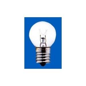 アサヒ 100個セット ミニボールランプ G30 110V20W 全光束:130lm 口金:E17 クリヤー G30 E17 110V-20W(C)_100set