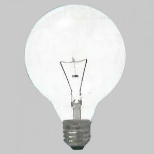 アサヒ 100個セット クリヤーボール G80 110V60W 全光束:750lm 口金:E26 クリヤー GC110V-60W/80_100set