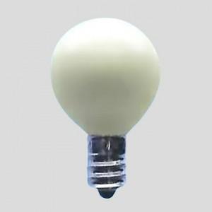 アサヒ 100個セット ミニボールランプ G30 G30 110V10W 全光束:40lm 口金:E12 ホワイト G30 E12 110V-10W(S)_100set