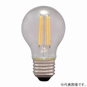 アイリスオーヤマ ケース販売 24個セット LEDフィラメント電球 ボール電球40形相当 全方向タイプ 密閉形器具対応 昼白色 E26口金 LDG4N-G-FC_set