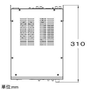 BOSE コンパクトミキサーパワーアンプ 50W×2 ハイインピーダンスタイプ IZA190-HZ dendenichiba 02