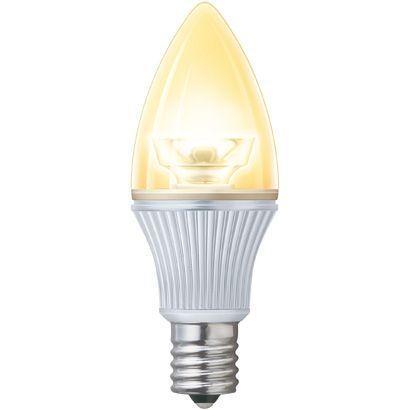 生産完了品 シャープ ケース販売 12個セット 調光器対応 LEDシャンデリア電球 ELM クリアカバー 25W形相当 全光束:230lm 電球色相当 E17口金 DL-JC2BL_set