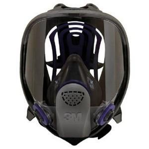 生産完了品 スリーエムジャパン 防毒マスク全面形面体 FF-400シリーズ用 Mサイズ FF-400JM