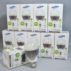 生産完了品 サムスン サムスン 10個セット 調光器対応LEDランプ 50W形相当 電球色相当 STIILW827102113E26279W_set