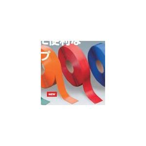 LP610 ラインプロ(赤色) 幅50mm×長さ10m 岩田製作所(IKS) ラインテープ|dendokiki