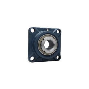 FYH 日本ピローブロック UKF216FD 角フランジ形ユニット テーパ穴・鋳鉄カバー付き(一端密閉形)