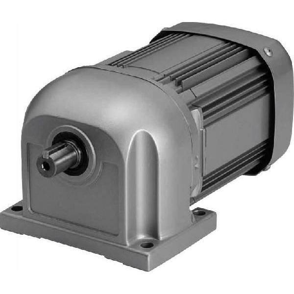 三菱電機 GM-SSB 0.2KW 1/5 ギヤードモータ GM-SSBシリーズ(単相・脚取付形・ブレーキ付)