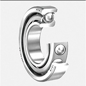 NSK・日本精工 7015ATYNP4 ベアリング アンギュラ玉軸受 樹脂保持器