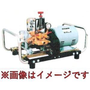 シバタ CP-401NM 3.7kw 高圧セラミック動噴