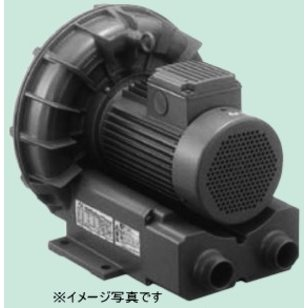 テラル VFZ801AN 三相 低騒音形 リングブロワー