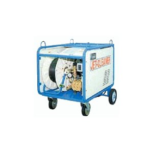 有光工業 TRY-1080-3 高圧洗浄機 三相200V 7.5kw ホースリール付 受注生産
