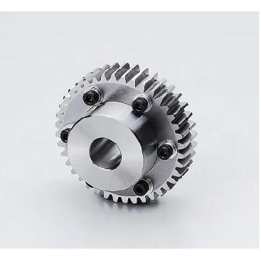 協育歯車工業 コントロールバックラッシギヤ ASG1S100B-1012